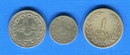 Turquie  3  Pieces - Turquia