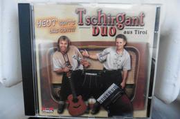 CD Tschirgant Duo Aus Tirol - Musique Accordéon Et Chansons Du Tyrol Pour Bals - Musiques Du Monde - Oktoberfest - Musiques Du Monde