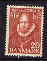 Danemark (1946) - Tycho Brahe - Neuf** - Nuovi