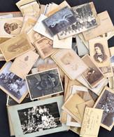 Nagy Kupacnyi, Kb 100 Db Nagyrészt Keményhátú Fotó Az 1860-as évektől, Sok Portré, Katonai, és Városképes Fotóval Is. Ér - Autres Collections