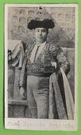Portugal - REAL PHOTO - Toureiro José Joaquim Peixinho. Torero. Corrida. Bullfighter. Toros. Course De Taureaux. Tourada - Stierkampf