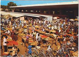Republique De Haute-Volta - Ouagadougou - Marché Aux Légumes - Burkina Faso