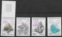 FRANCE N°2429 à 2432 ** 4 Valeurs Série Complète Neuve Sans Charnière Luxe MNH - Unused Stamps