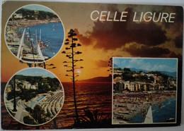 Celle Ligure - 48 - Formato Grande Viaggiata – E 17 - Savona