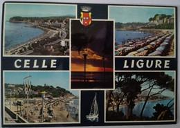 Celle Ligure - 92- Formato Grande Viaggiata – E 17 - Savona