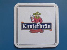 Kanterbraü Hans Kanter - Beer Mats