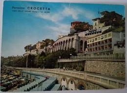 Celle Ligure - Pensione Crocetta - Formato Grande Viaggiata Mancante Di Affrancatura – E 17 - Savona