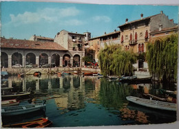 Desenziano - Il Porto - Lago Di Garda - Formato Grande Viaggiata – E 17 - Savona