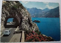 Gardasena Occidentale - Lago Di Garda - 1772 - Formato Grande Viaggiata – E 17 - Italia