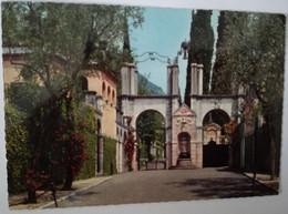 Gardone Riviera - Ol Vittoriale Degli Italiani - Ingresso - Formato Grande Viaggiata – E 17 - Italia