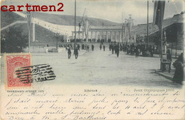 ATHENES JEUX OLYMPIQUES 1906 GRECE GREECE STADE STADIUM STADIO SPORT - Greece