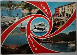 Lago Di Garda - 47 - Formato Grande Viaggiata – E 17 - Italia