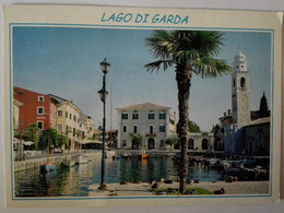 Lazise - Gardasena - Lago Di Garda - Formato Grande Viaggiata – E 17 - Italia