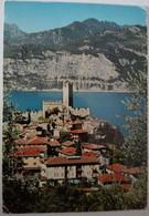 Malcesine - Panorama - Lago Di Garda - Formato Grande Viaggiata – E 17 - Italia