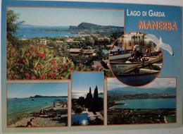 Manerba - Lago Di Garda - 63-0683 - Formato Grande Viaggiata – E 17 - Italia