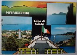 Manerba - Lago Di Garda - Formato Grande Viaggiata – E 17 - Italia