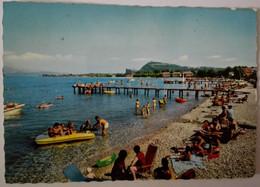 Manerba - Lido - Lago Di Garda - Formato Grande Viaggiata – E 17 - Italia