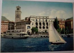 Riva Del Garda - Lago Di Garda - Formato Grande Viaggiata – E 17 - Italia