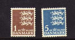 Danemark (1946 ) -Armoiries -   Neufs** - Nuovi