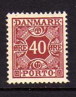 Danemark (1934-53 ) - Service -    Neuf** - Oficiales