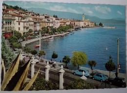 Salò - Lungolago - Lago Di Garda - Formato Grande Viaggiata – E 17 - Italia