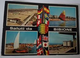 Saluti Da Bibione -108 - Formato Grande Viaggiata  – E 17 - Italia
