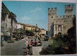 Sirmione - Il Castello - Lago Di Garda - 302-0109 - Formato Grande Viaggiata – E 17 - Italia
