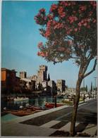 Sirmione - Il Castello - Lago Di Garda - Formato Grande Viaggiata – E 17 - Italia