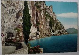 Strada Gardesana Occidentale - Lago Di Garda - Formato Grande Viaggiata – E 17 - Italia