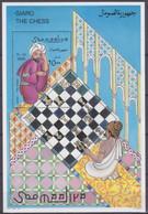 1996Somalia619/B40Chess11,00 € - Schach