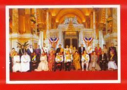 Royalty Of Thailand, Bhutan, The Netherlands, Japan, Belgium, Brunei, Sweden, Norway, Qatar, Abu Dhabi, Oman, Tonga ... - Königshäuser