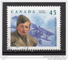Canada, Aviateur, Avion, William Avery Bishop, Plave, Aviator, Militaria - Aerei