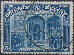 [O TB] N° 147, 5F Franken. Très Frais - Cote: 160€ - 1915-1920 Albert I