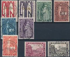 [O TB] N° 258/66, La Série Complète Avec Oblitérations Centrales - Cote: 100€ - Unclassified