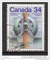 Canada, Avion, Hélica à Pas Variable, Plane - Aerei