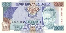 TANZANIA P. 24 100 S 1993 UNC - Tanzania