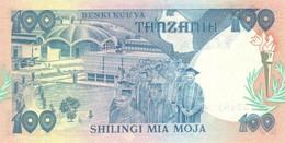TANZANIA P. 11 100 S 1985 UNC - Tanzania