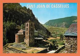 A598 / 267 Andorre Sant Joan De Casselles Eglise Romane - Andorra