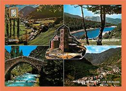 A323 / 065 Andorre - Valls D' Andorra Multivues - Andorra