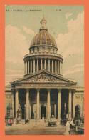 A565 / 187 75 - PARIS Le Panthéon - Francia
