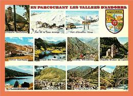 A323 / 293 Andorre - Valls D' Andorra Multivues - Andorra