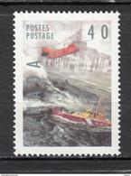 Canada, MNH, 1991, #1333, Hélicoptère, Helicopter, Bateau, Boat, Pétrole, Oil, Petroleum, Sauvetage, Rescue, Secourisme - Elicotteri