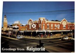 (O 13 B) Australia - WA - Kalgoorlie Greetings - Tiendas