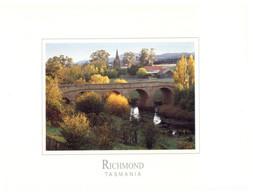 (O 13 B) Australia - TAS - Richmond Bridge - Puentes