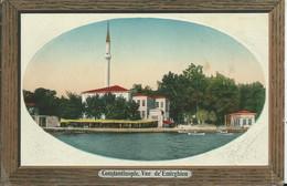 TURQUIE - CONSTANTINOPLE - Vue De Emirghien - Türkei