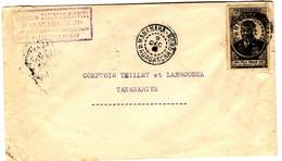 37618 - De MANANARA NORD - Brieven En Documenten
