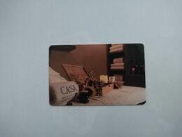 Israel Hotel Key, Casa Boutique Hotel Nahariya (1pcs) - Hotelsleutels (kaarten)