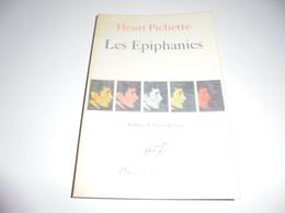 HENRI PICHETTE/ LES EPIPHANIES/ BE/ 1969 - Teatro