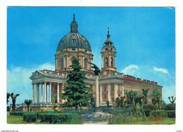 TORINO:  BASILICA  DI  SUPERGA  -  FG - Churches