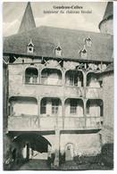 CPA - Carte Postale - Belgique - Gendron Celles - Intérieur Du Château Féodal (SVM13950) - Houyet